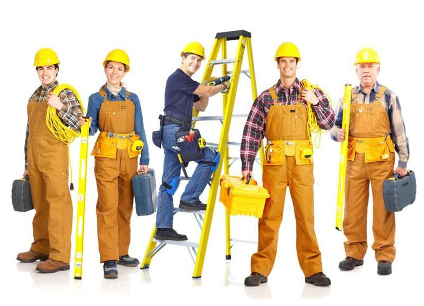 реклама для бригады специалистов по ремонту
