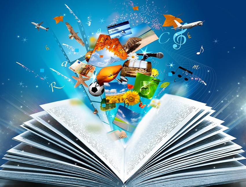 реклама в книгах и кино