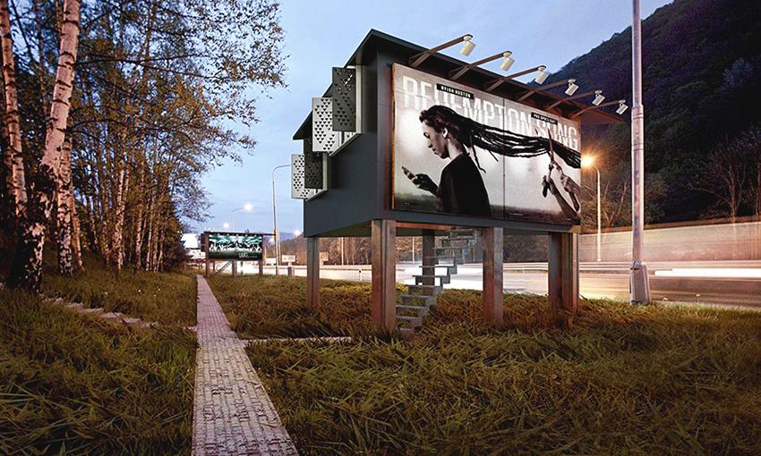 виды билбордов